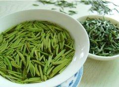 江山绿牡丹茶叶包装机