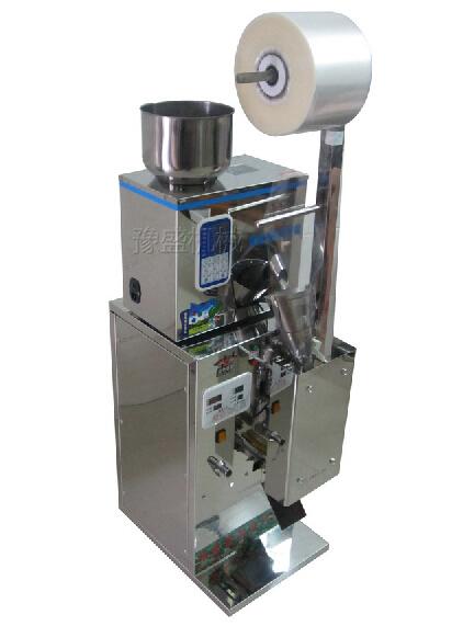 豫盛汉水银梭茶叶包装机效果图