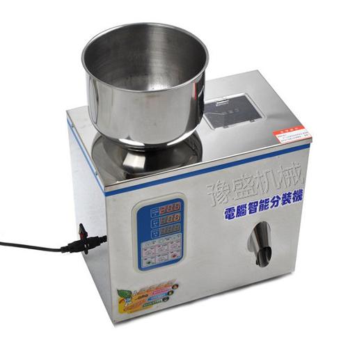 1-25g茶叶坡度分装机