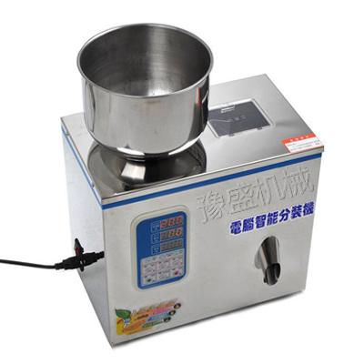 1-25g坡度式茶叶计量分装机
